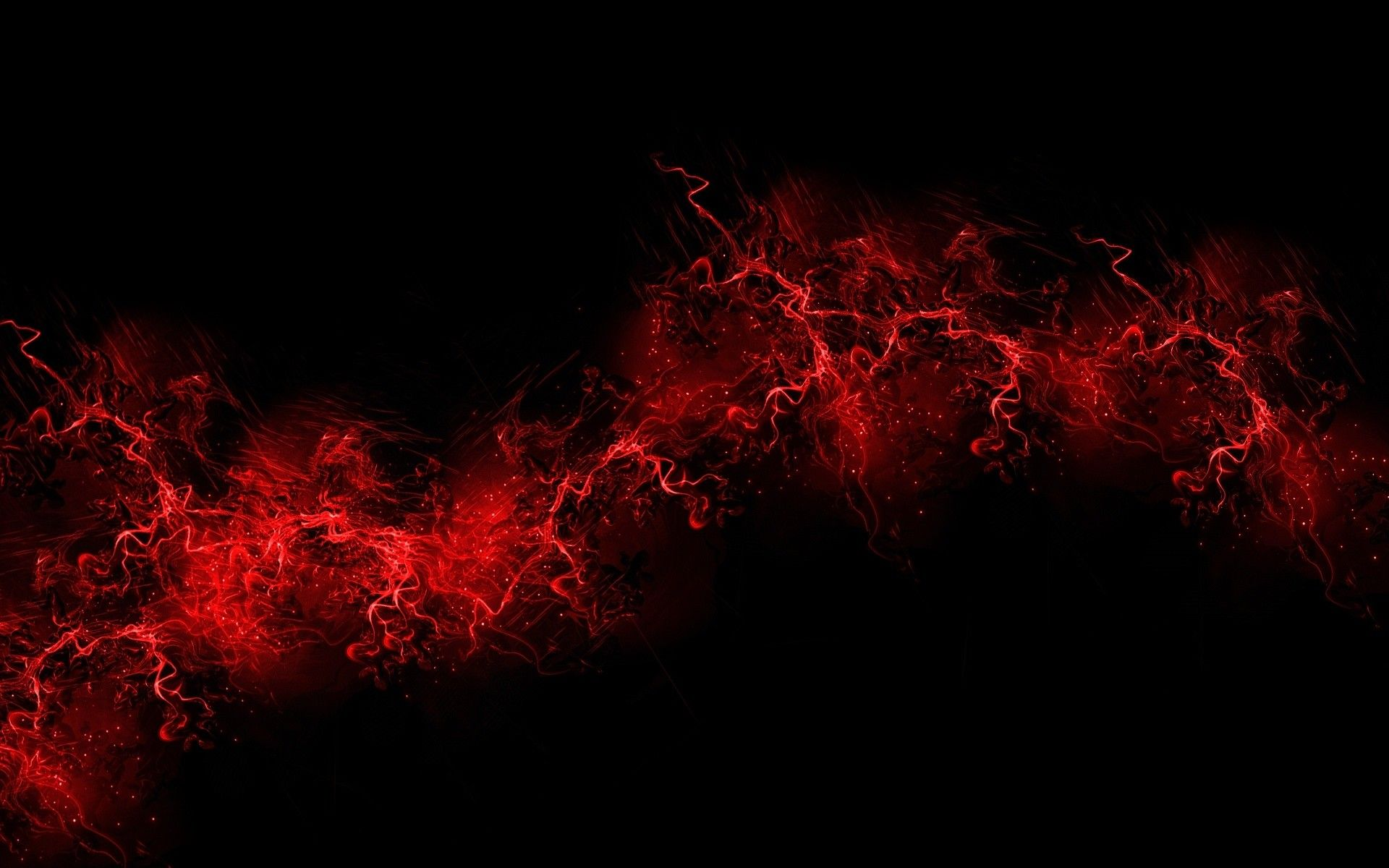 Cool Red Lightning Wallpapers - Top Free Cool Red ...