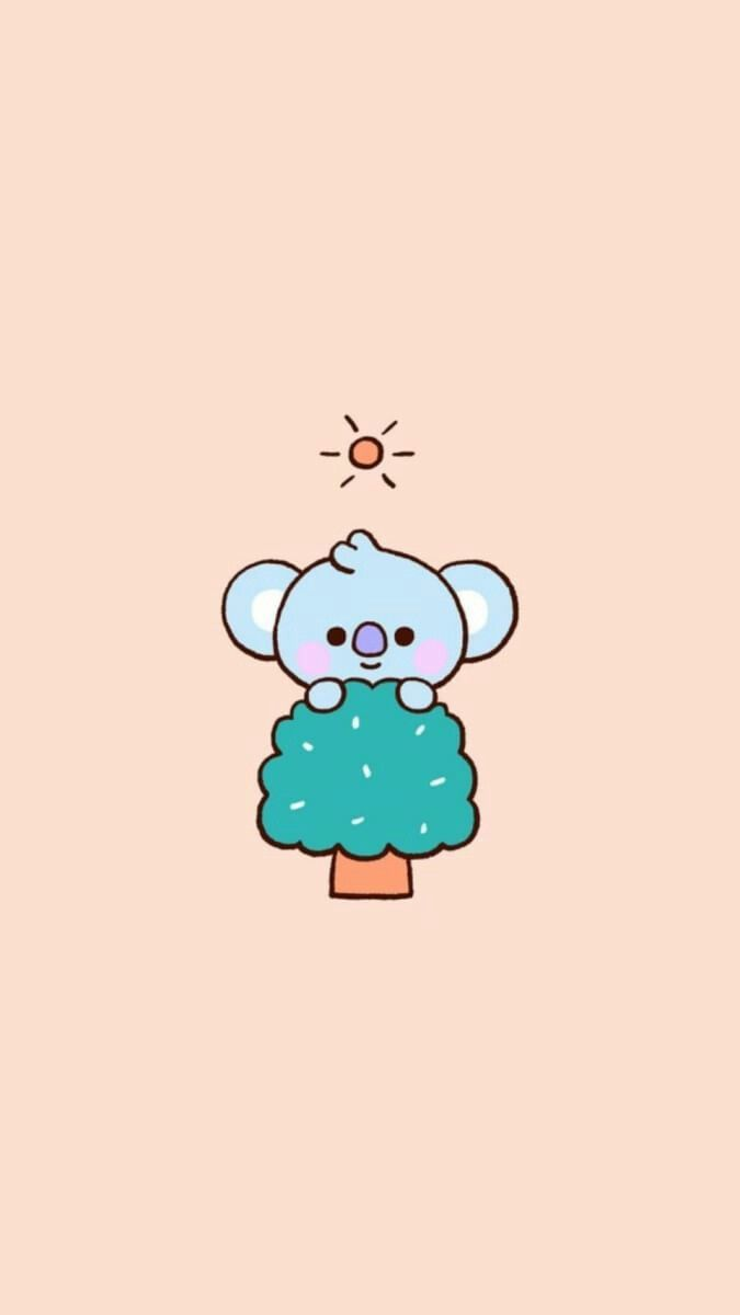 Baby BT21 Wallpapers Top Free Baby BT21 Backgrounds
