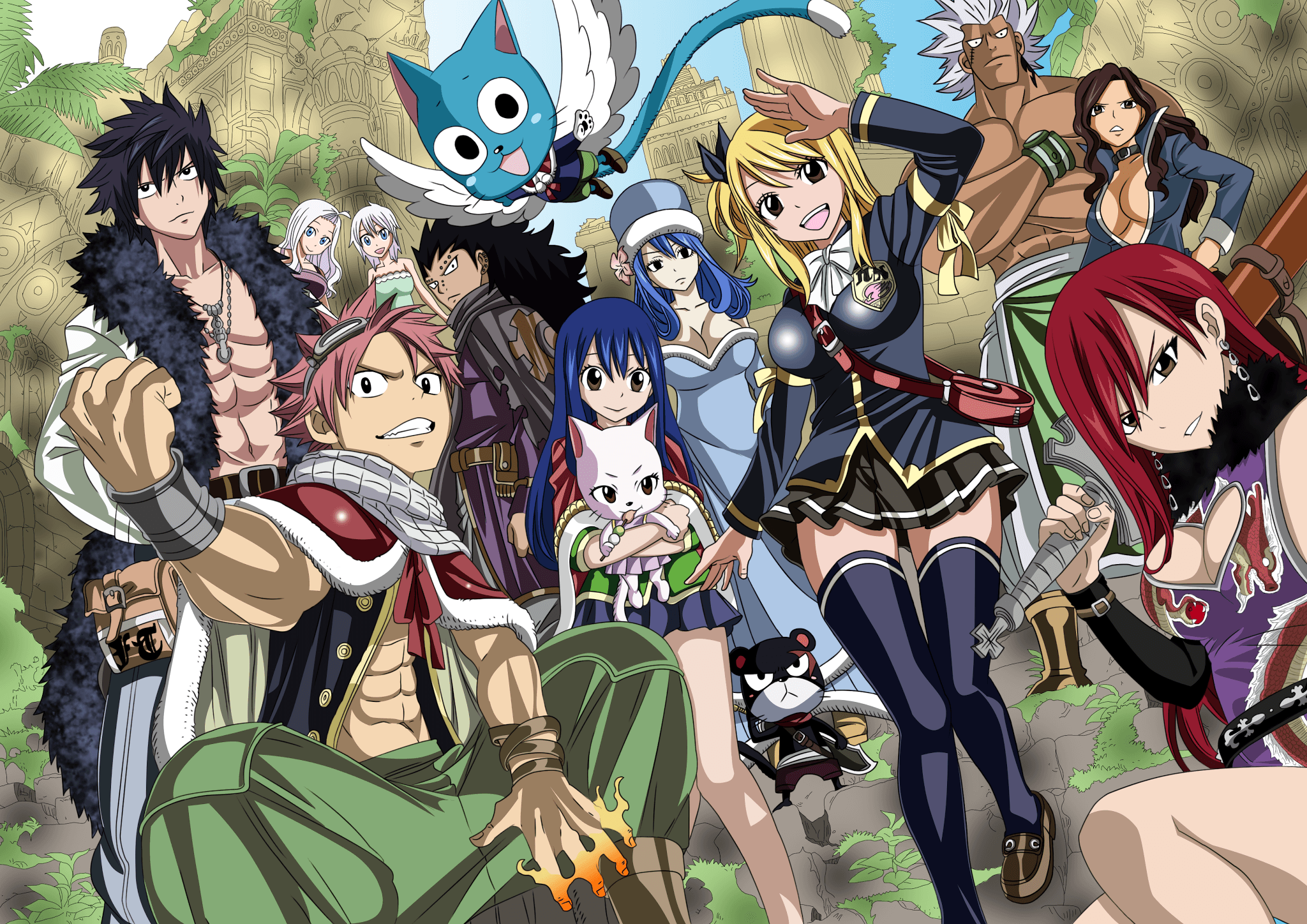 Fairy Tail Wallpaper Computer