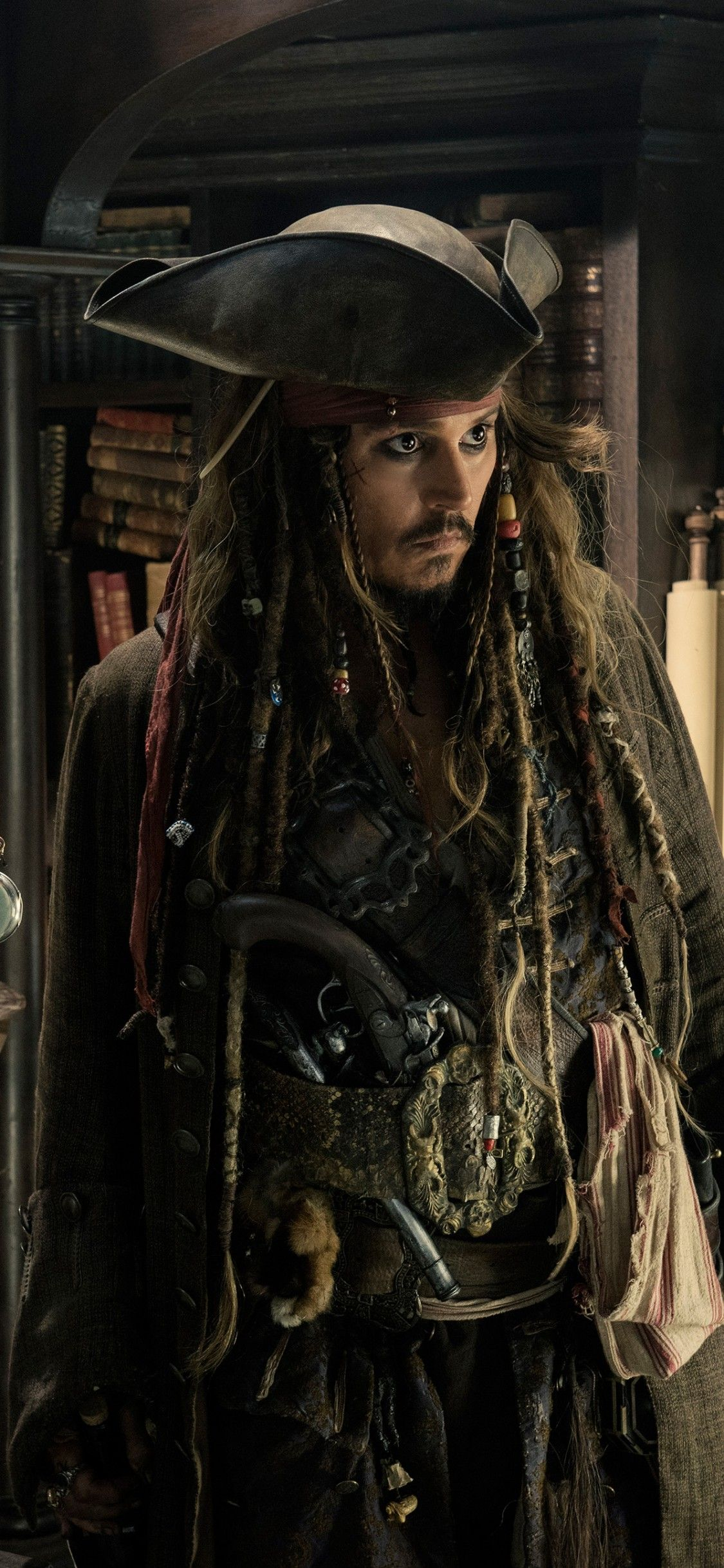 Jack Sparrow iPhone Wallpapers - Top