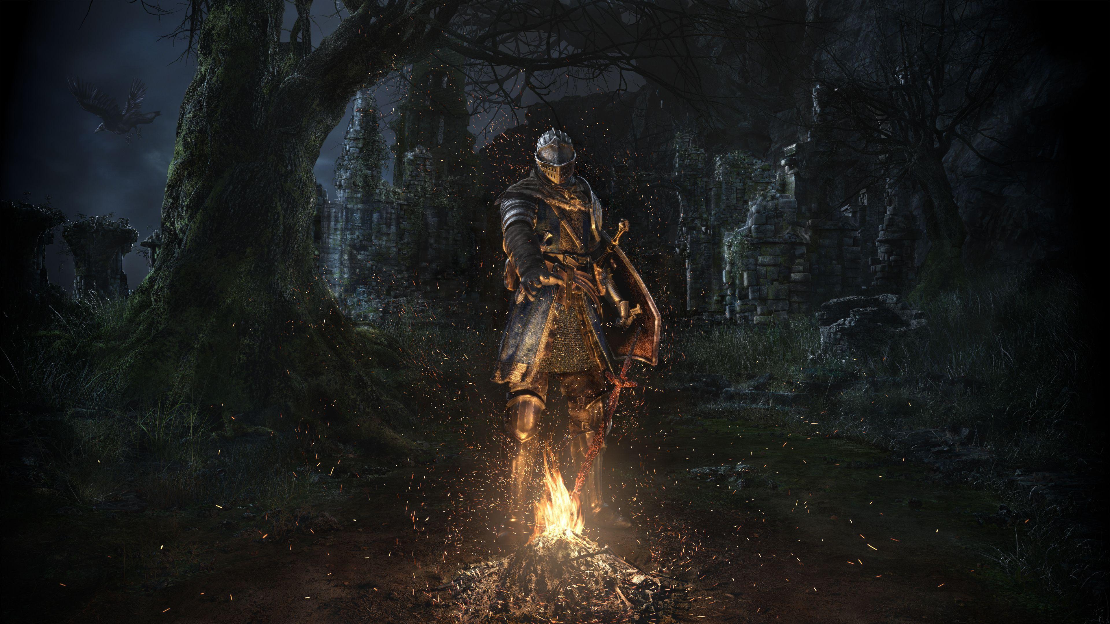 Dark Souls Remastered Wallpapers - Top Free Dark Souls Remastered  Backgrounds - WallpaperAccess
