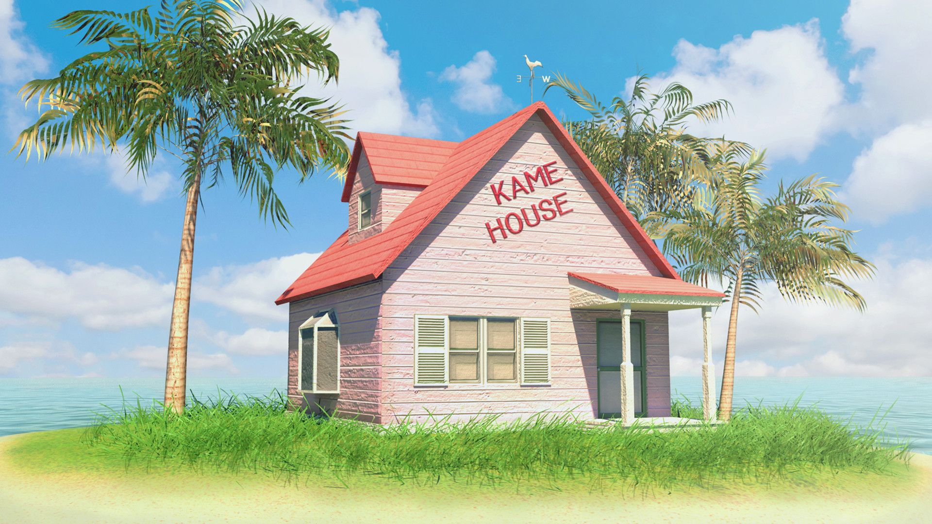 Kame House Wallpapers - Top Free Kame House Backgrounds ...