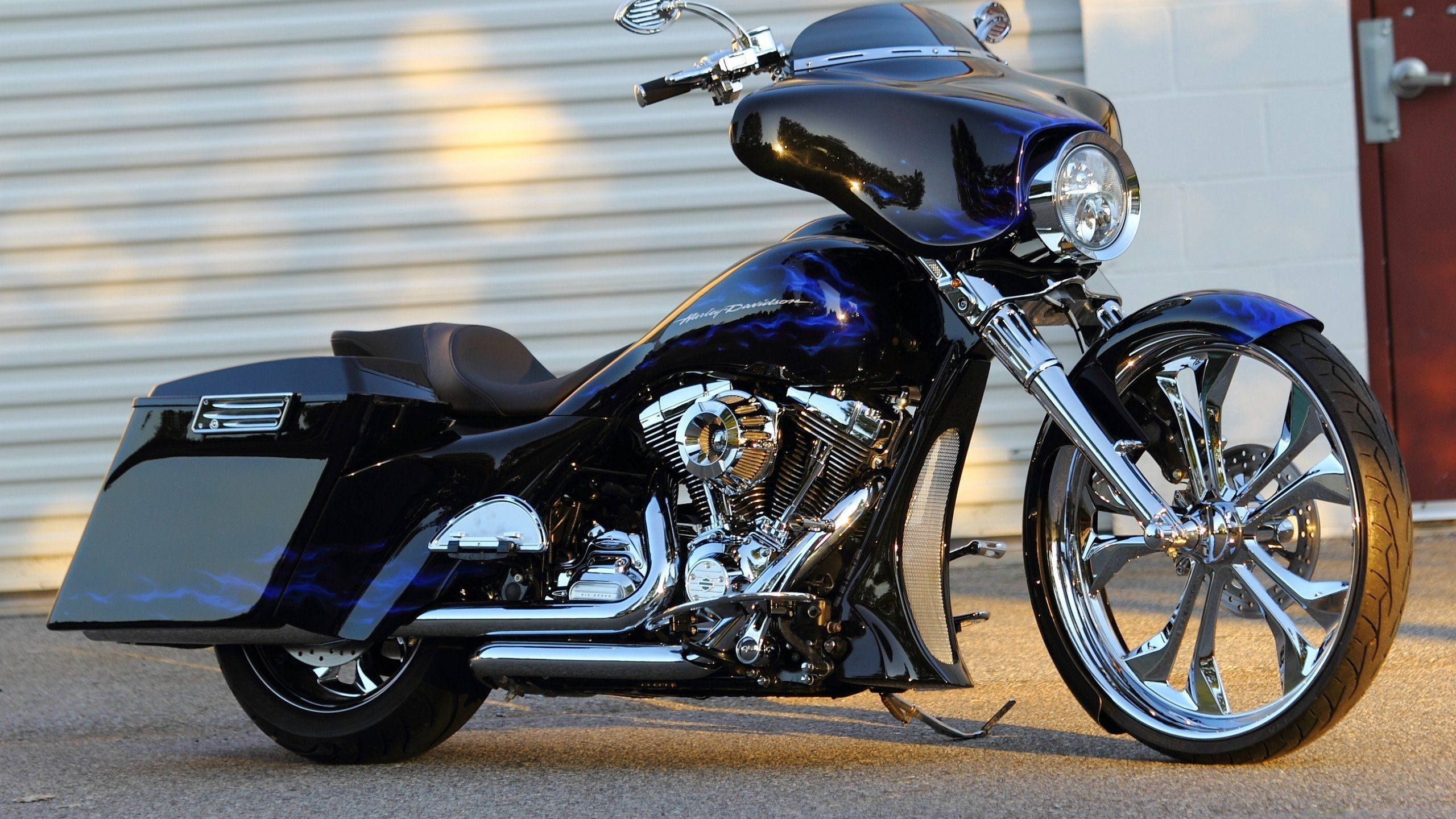 Harley-Davidson Bagger Wallpapers