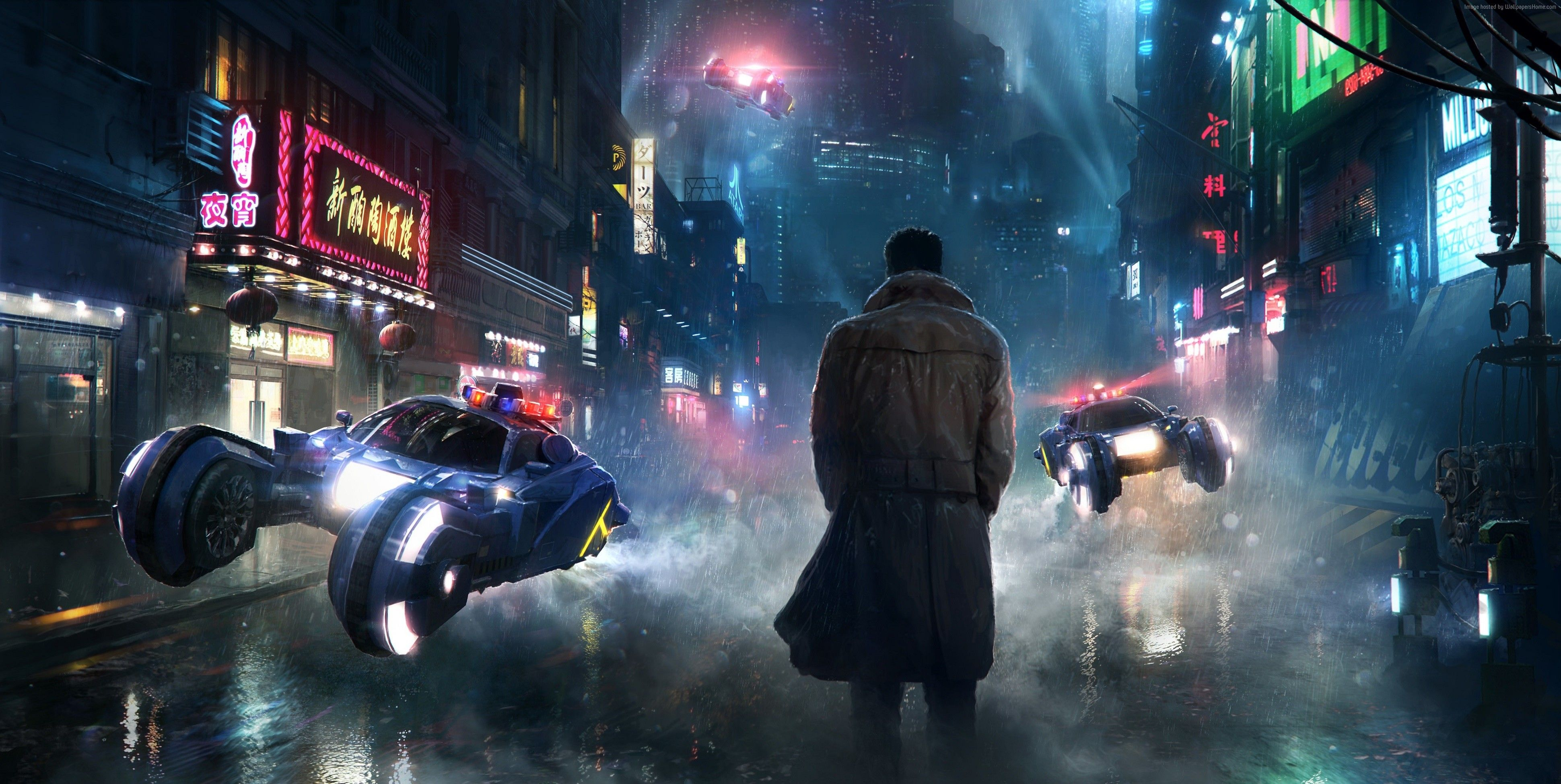 Blade Runner Wallpapers Top Free Blade Runner Backgrounds