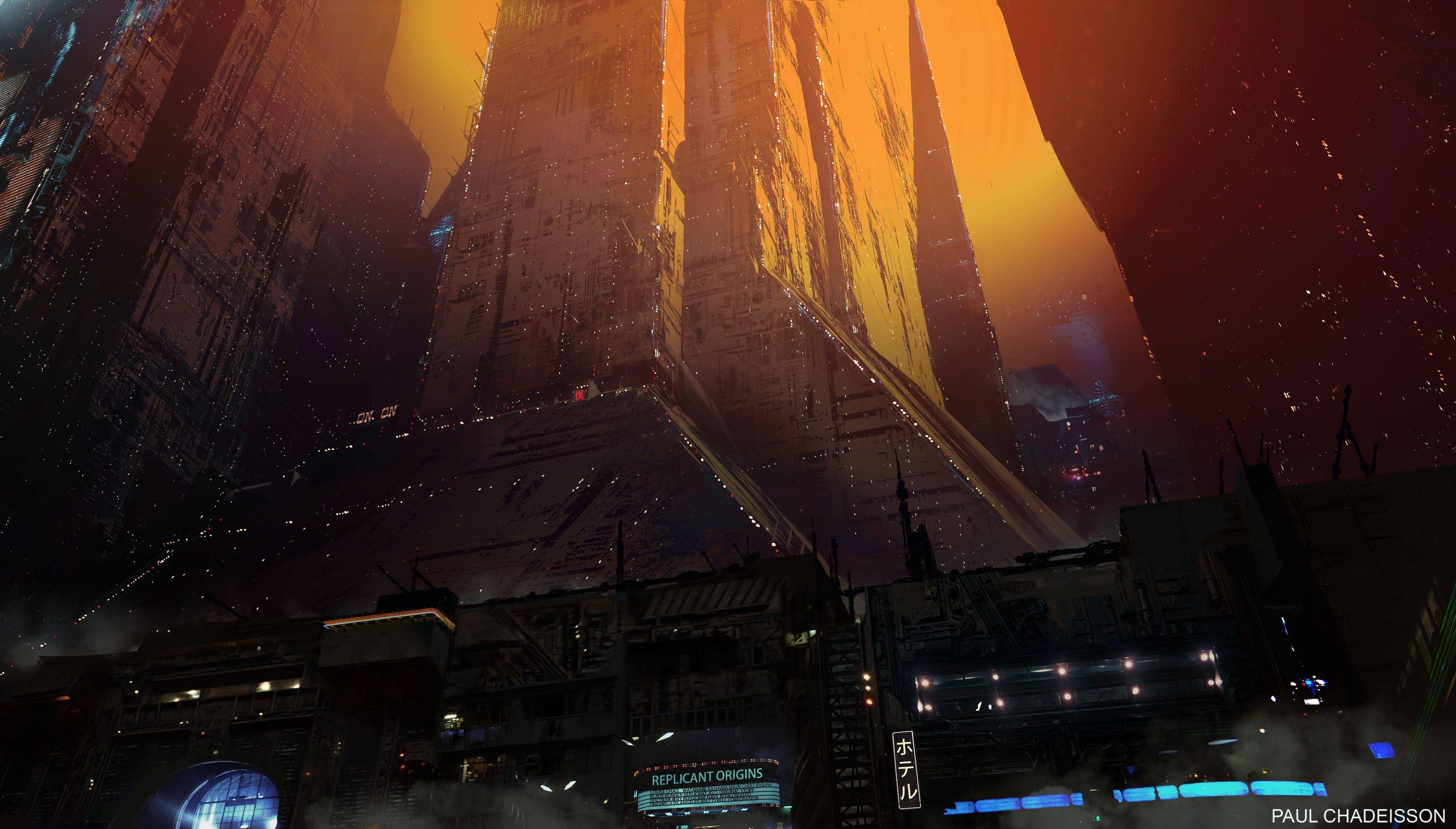Blade Runner Wallpapers Top Free Blade Runner Backgrounds