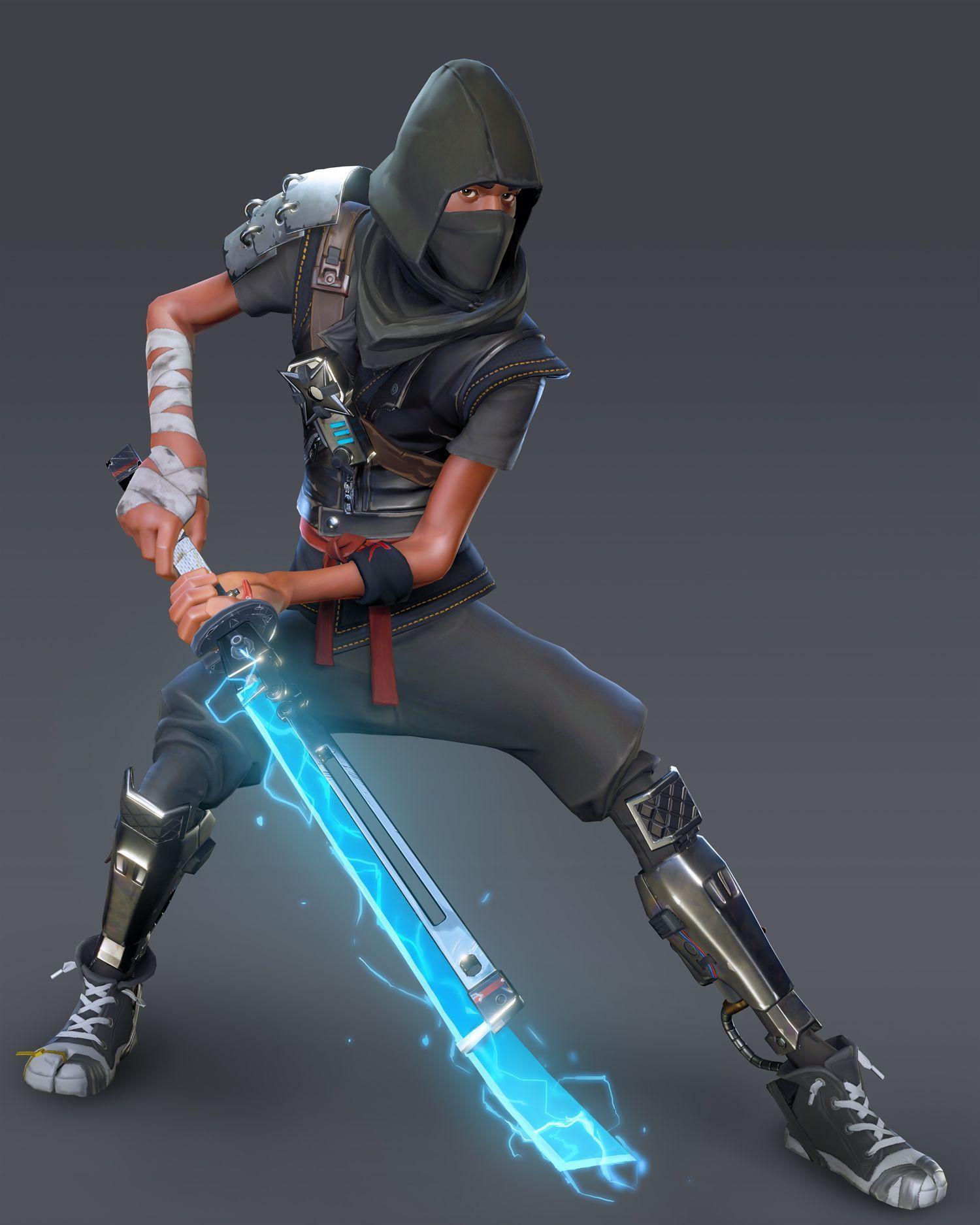 Fortnite Ninja Wallpapers