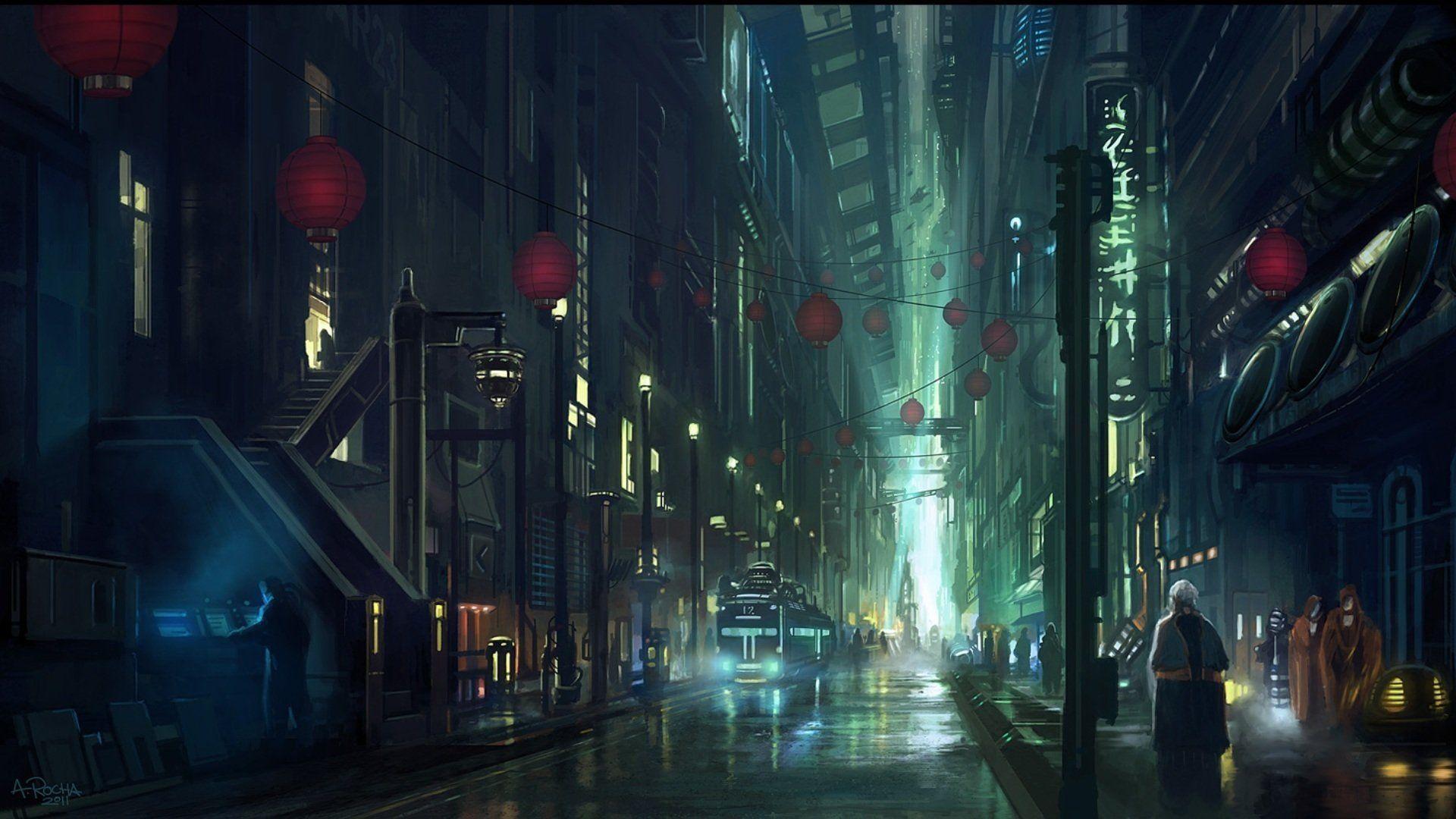 Blade Runner Digital Wallpapers Top Free Blade Runner