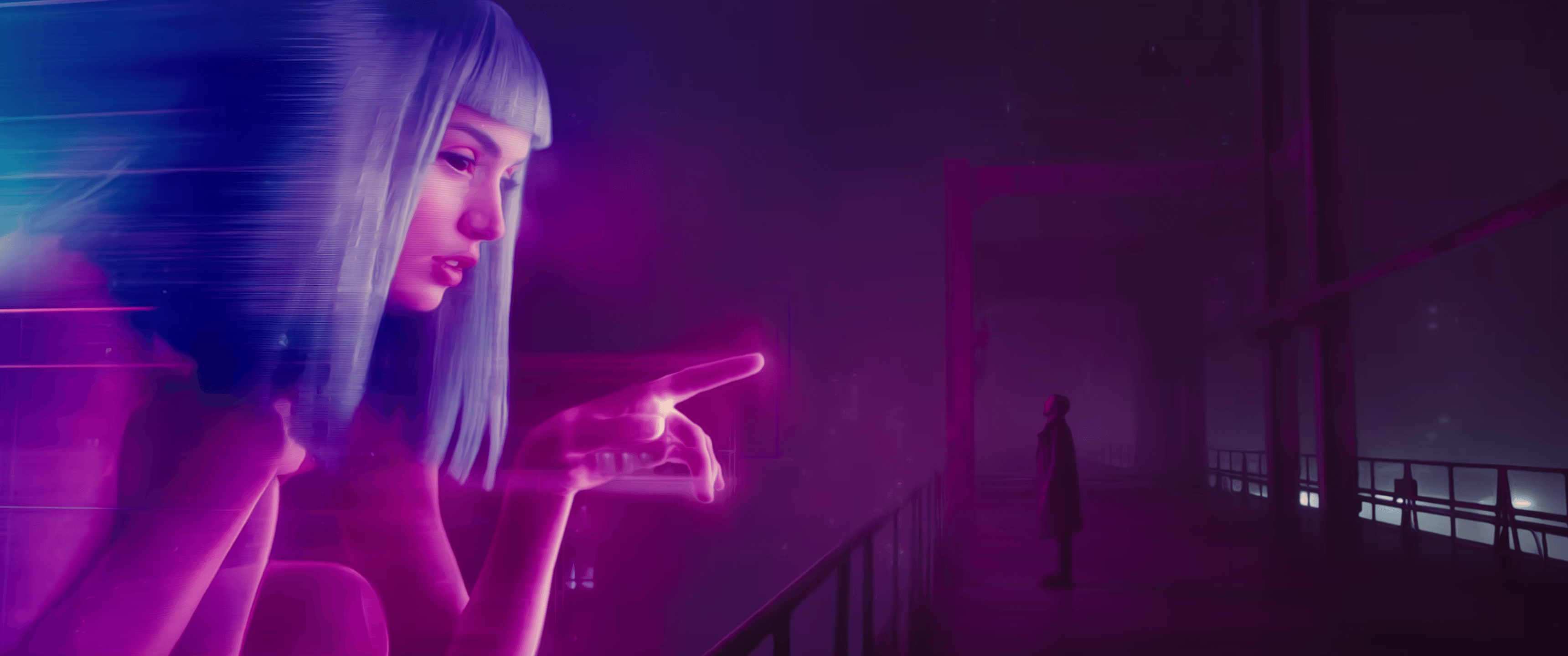 Blade Runner 4K UHD Wallpapers