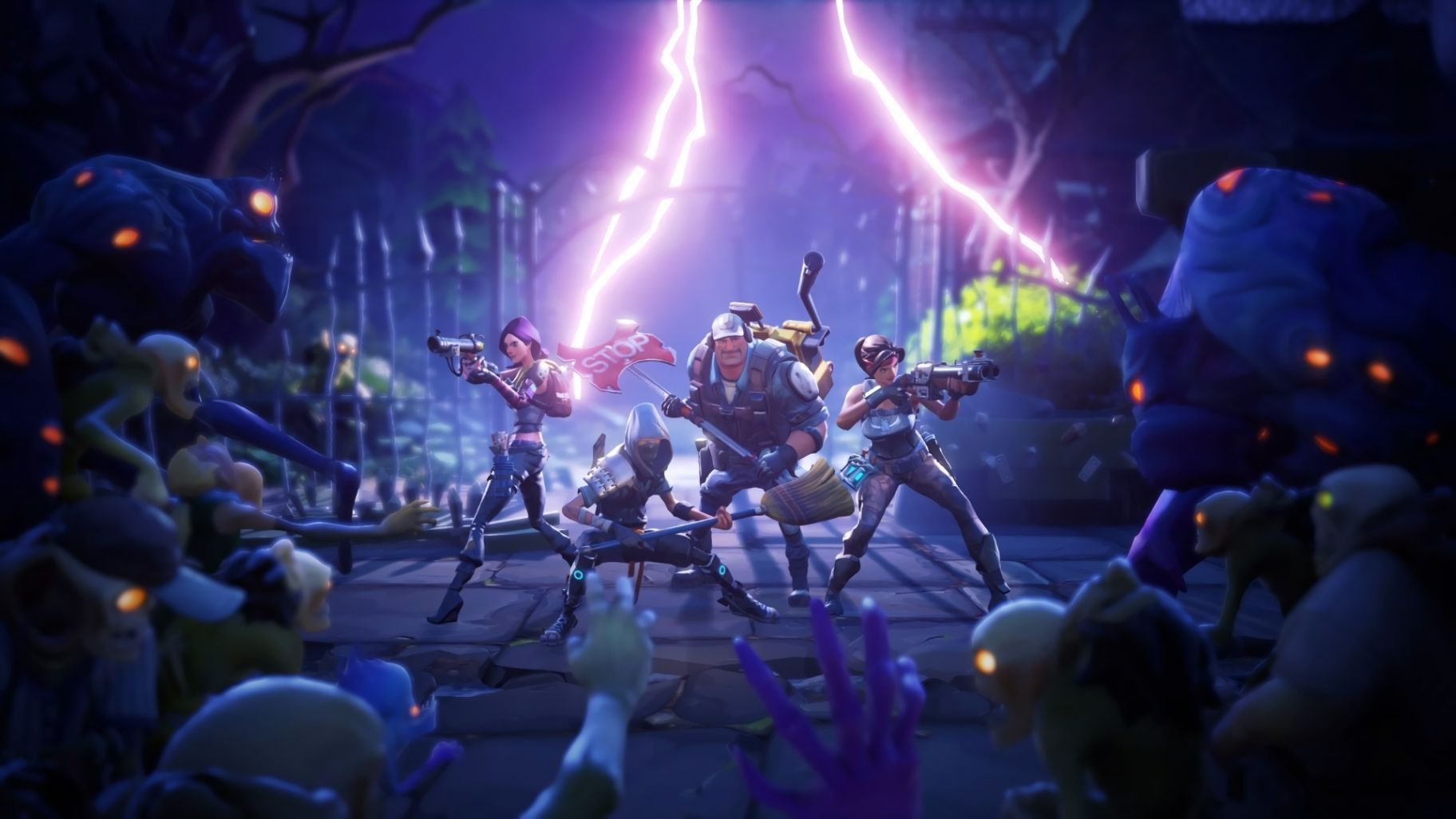Fortnite Save The World Wallpapers Top Free Fortnite Save The