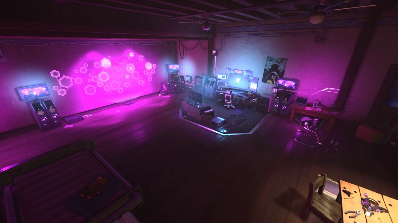 29+ Gamer Aesthetic Room Background