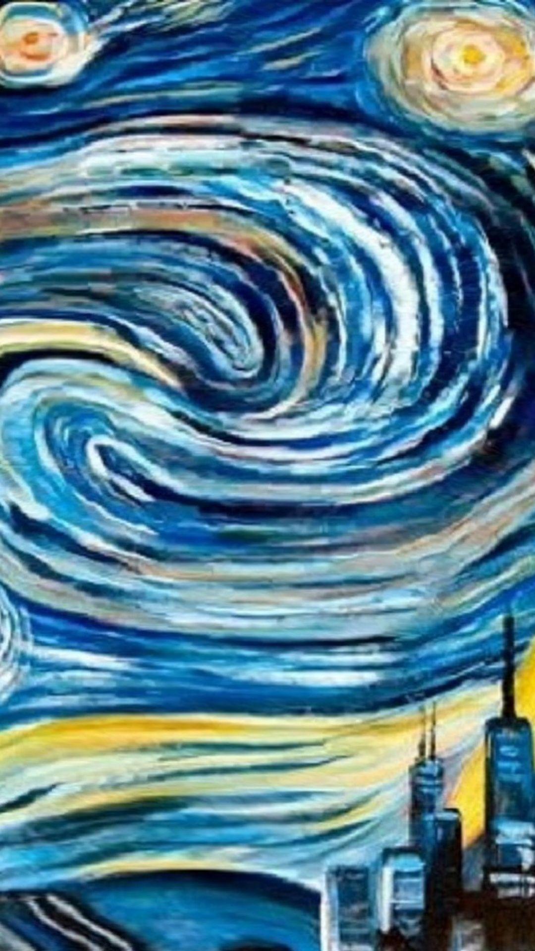 Vincent Van Gogh Iphone Wallpapers Top Free Vincent Van