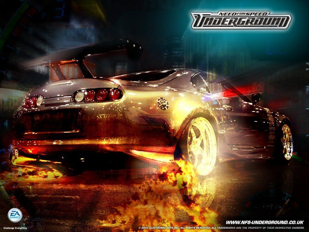 Need For Speed Underground Wallpapers Top Free Need For Speed Underground Backgrounds Wallpaperaccess
