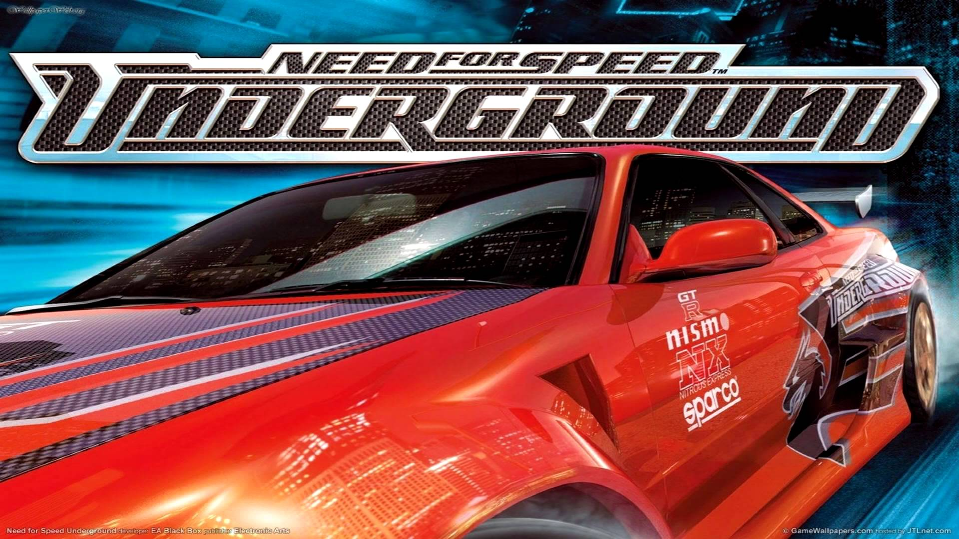 Need For Speed Underground Wallpapers Top Free Need For Speed