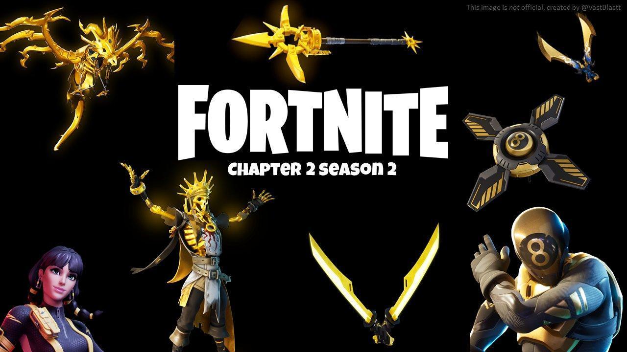 Epic Fortnite Wallpaper Chapter 2 Season 5 ~ news word