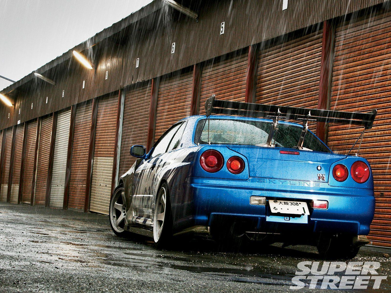 Nissan Skyline Wallpapers Top Free Nissan Skyline Backgrounds