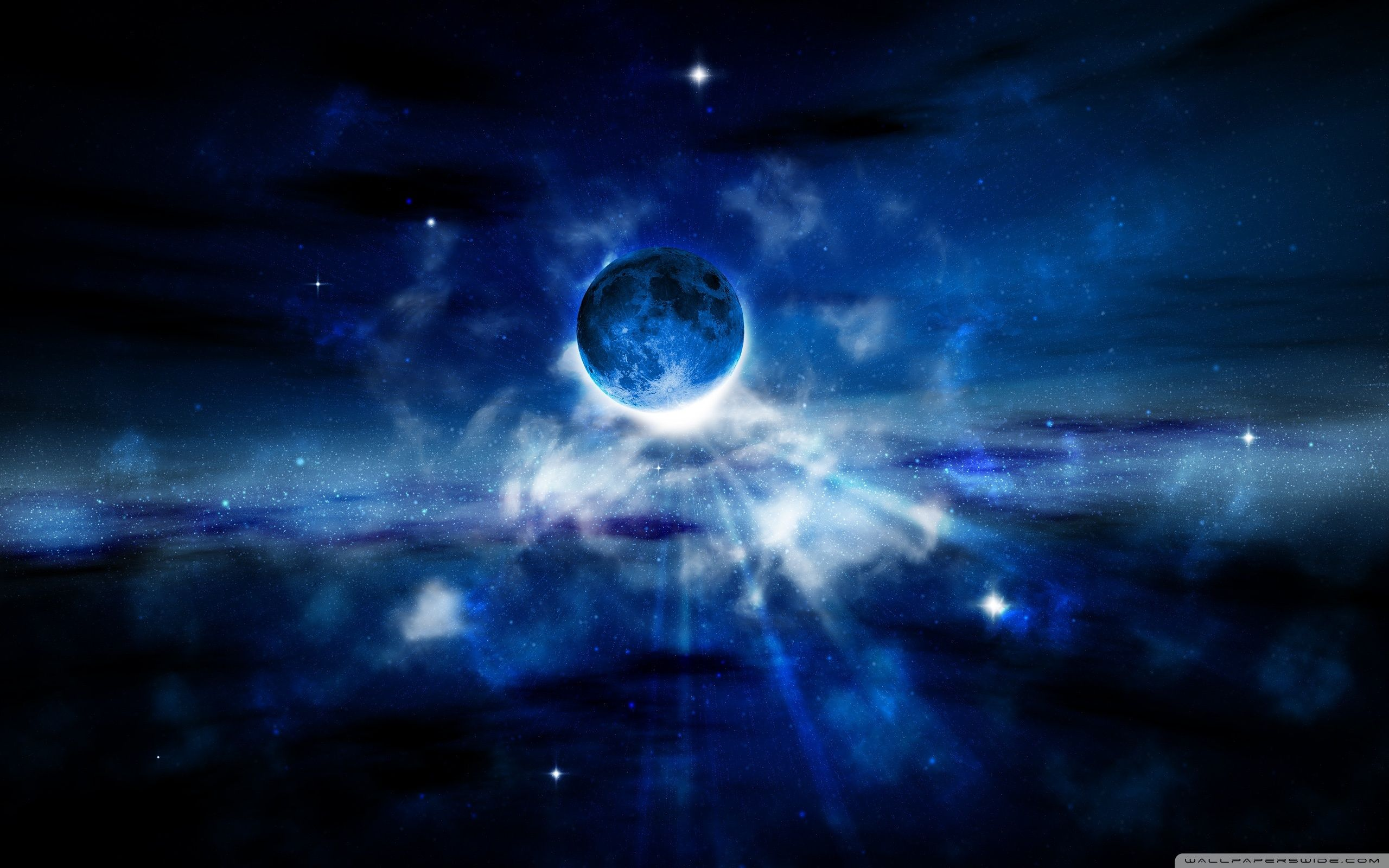 Blue Moon Wallpapers - Top Free Blue Moon Backgrounds ...