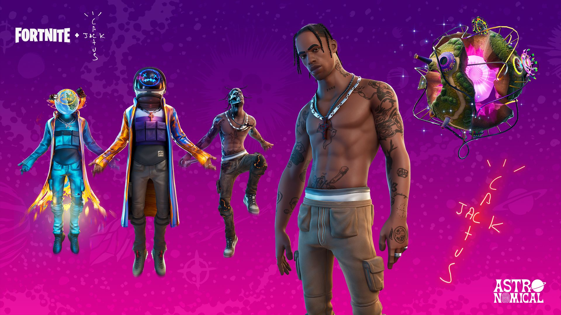 Fortnite Travis Scott Wallpapers Top Free Fortnite Travis Scott Backgrounds Wallpaperaccess