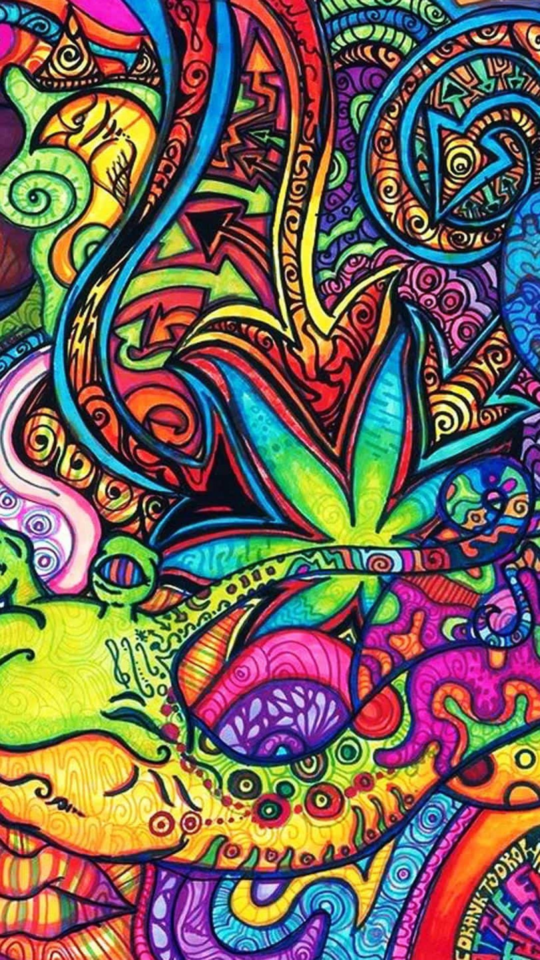 Psychedelic iPhone Wallpapers - Top Free Psychedelic ...