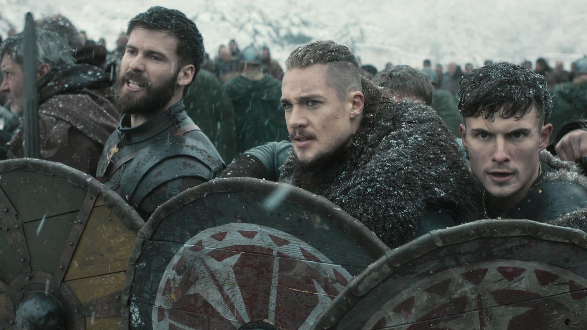 Upadek Królestwa - najlepsze seriale historyczne