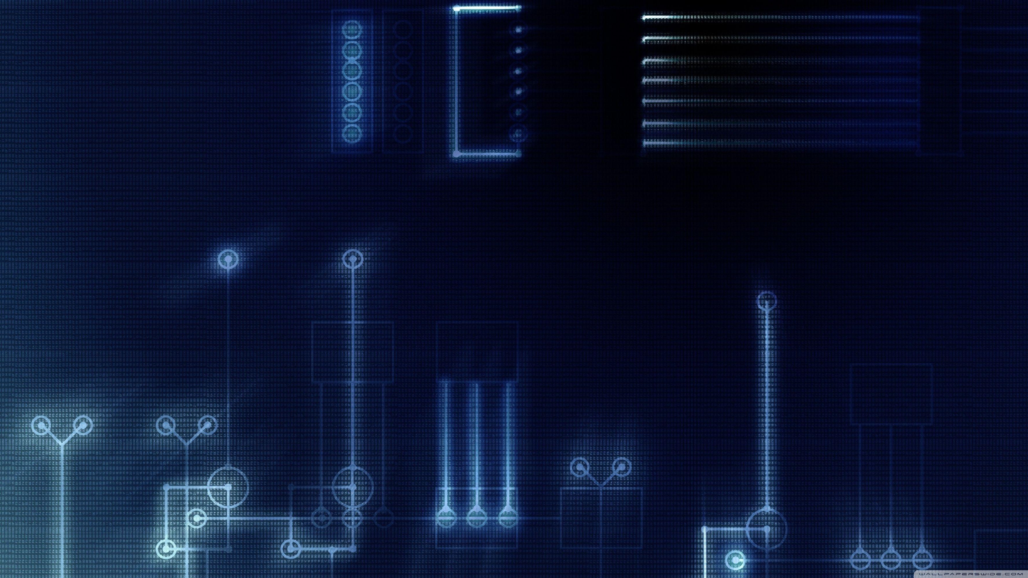Technology Background Laptop: High-Tech 4K Wallpapers