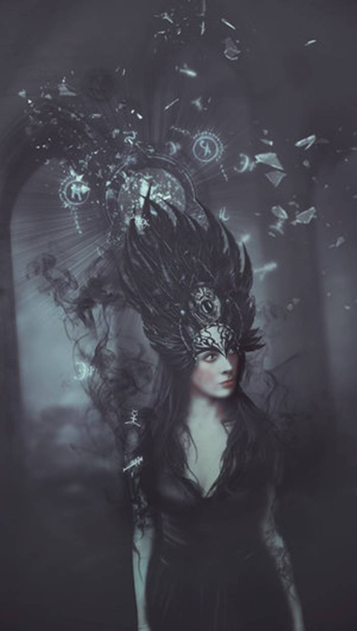 Dark Queen Crown Wallpapers Top Free Dark Queen Crown Backgrounds Wallpaperaccess