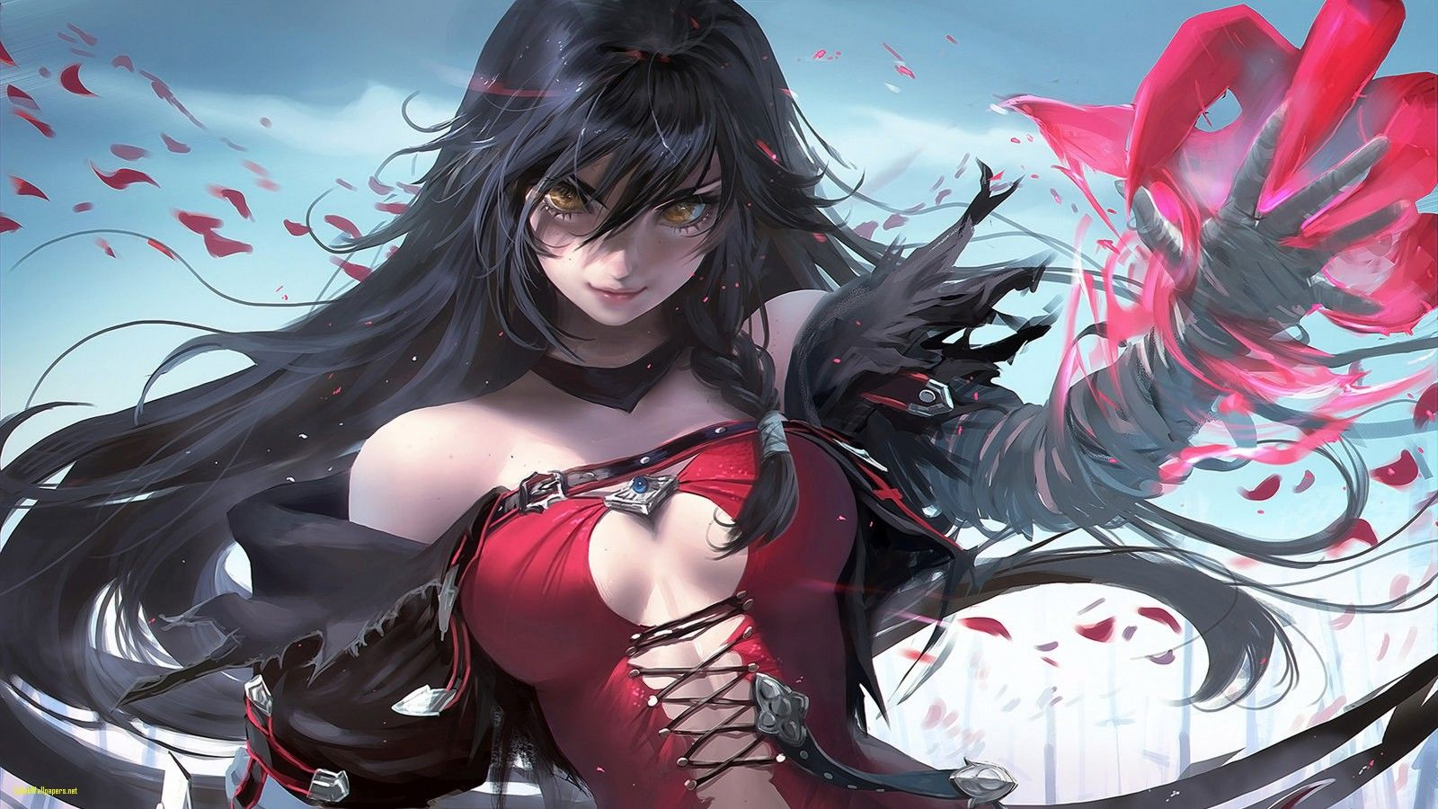 32 Best Free Awesome Anime Girl Wallpapers Wallpaperaccess