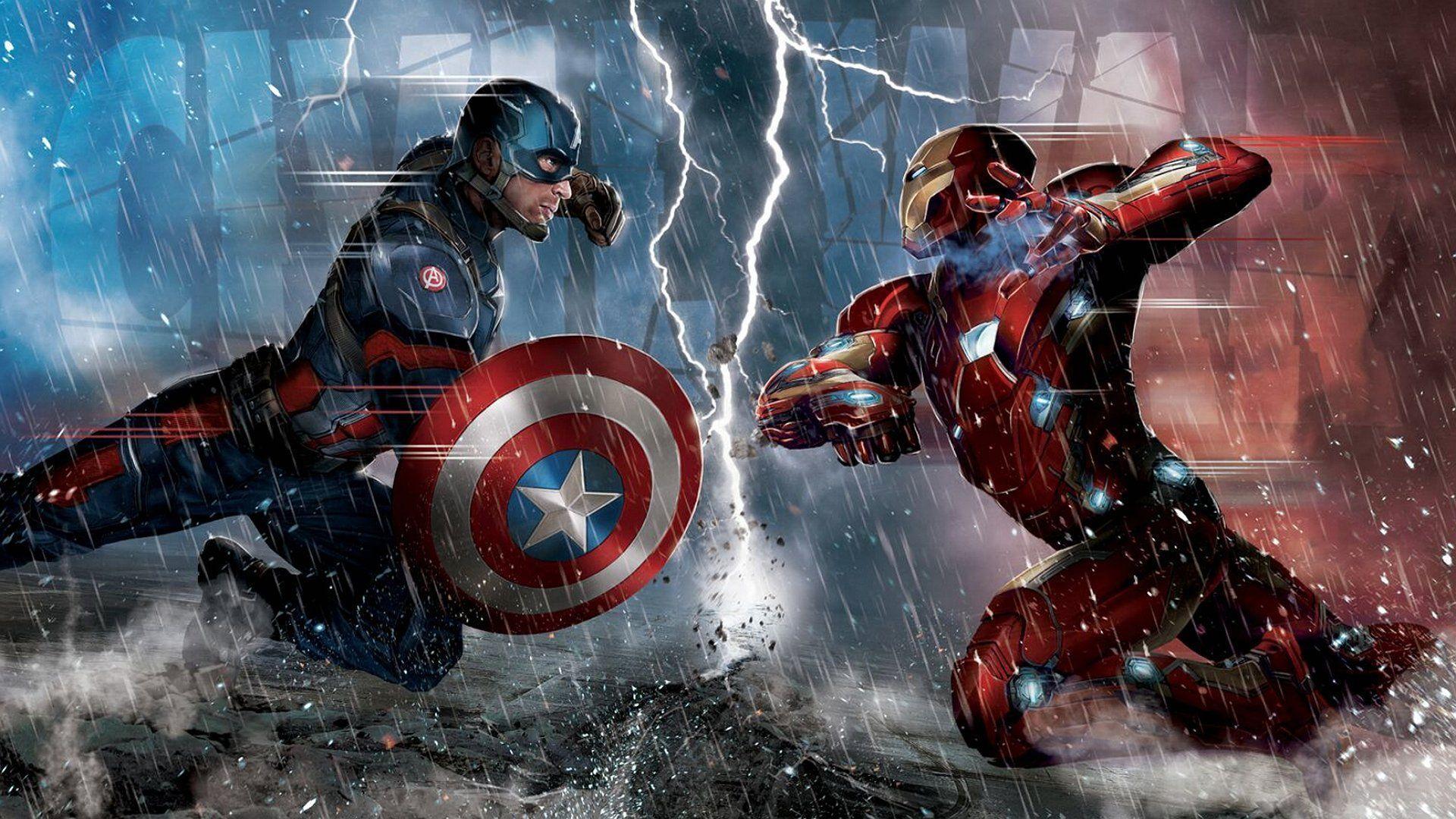 Marvel Movies Desktop Wallpaper