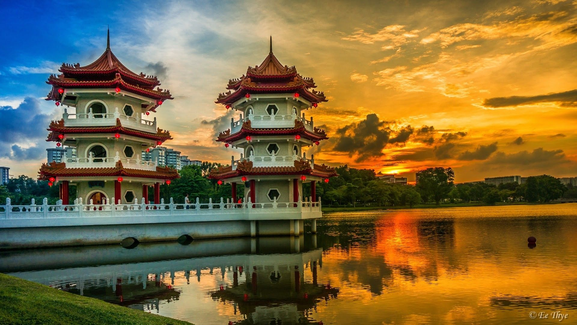 Chinese Building Wallpapers Top Free Chinese Building