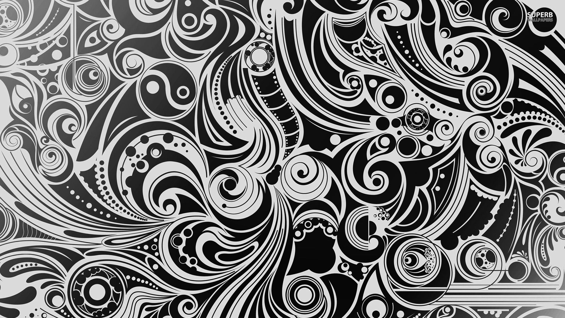 Black And White Abstract Wallpapers Top Free Black And White Abstract Backgrounds Wallpaperaccess