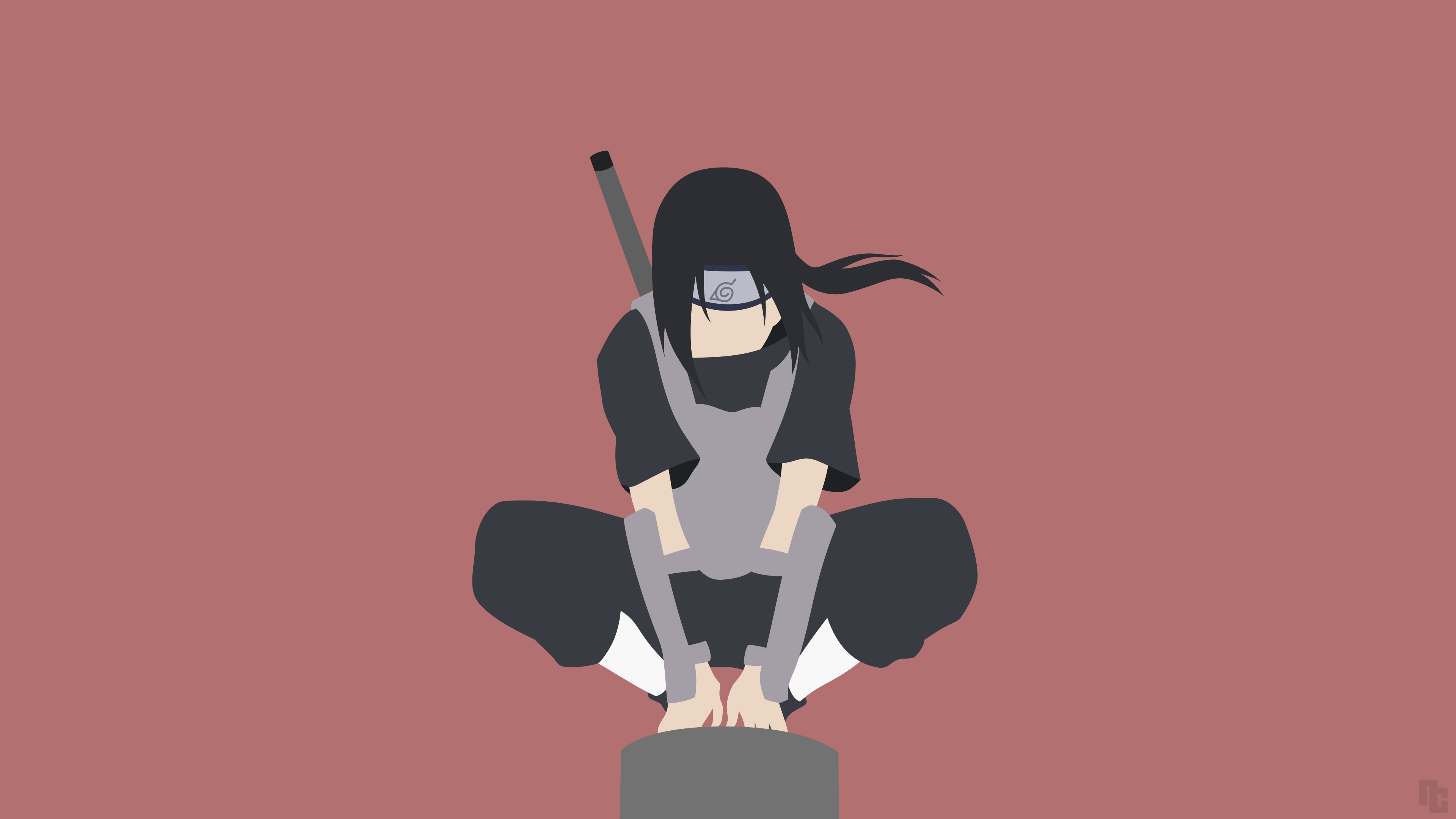 Naruto Wallpaper 4k Itachi
