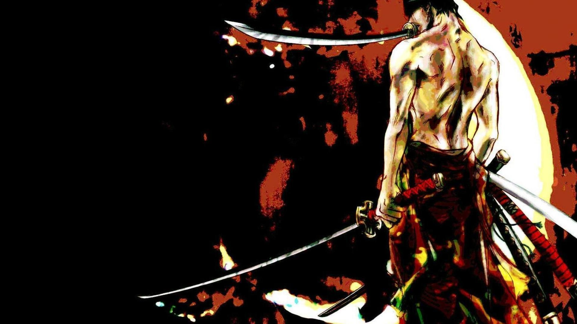 Roronoa Zoro Wallpapers Top Free Roronoa Zoro Backgrounds Wallpaperaccess