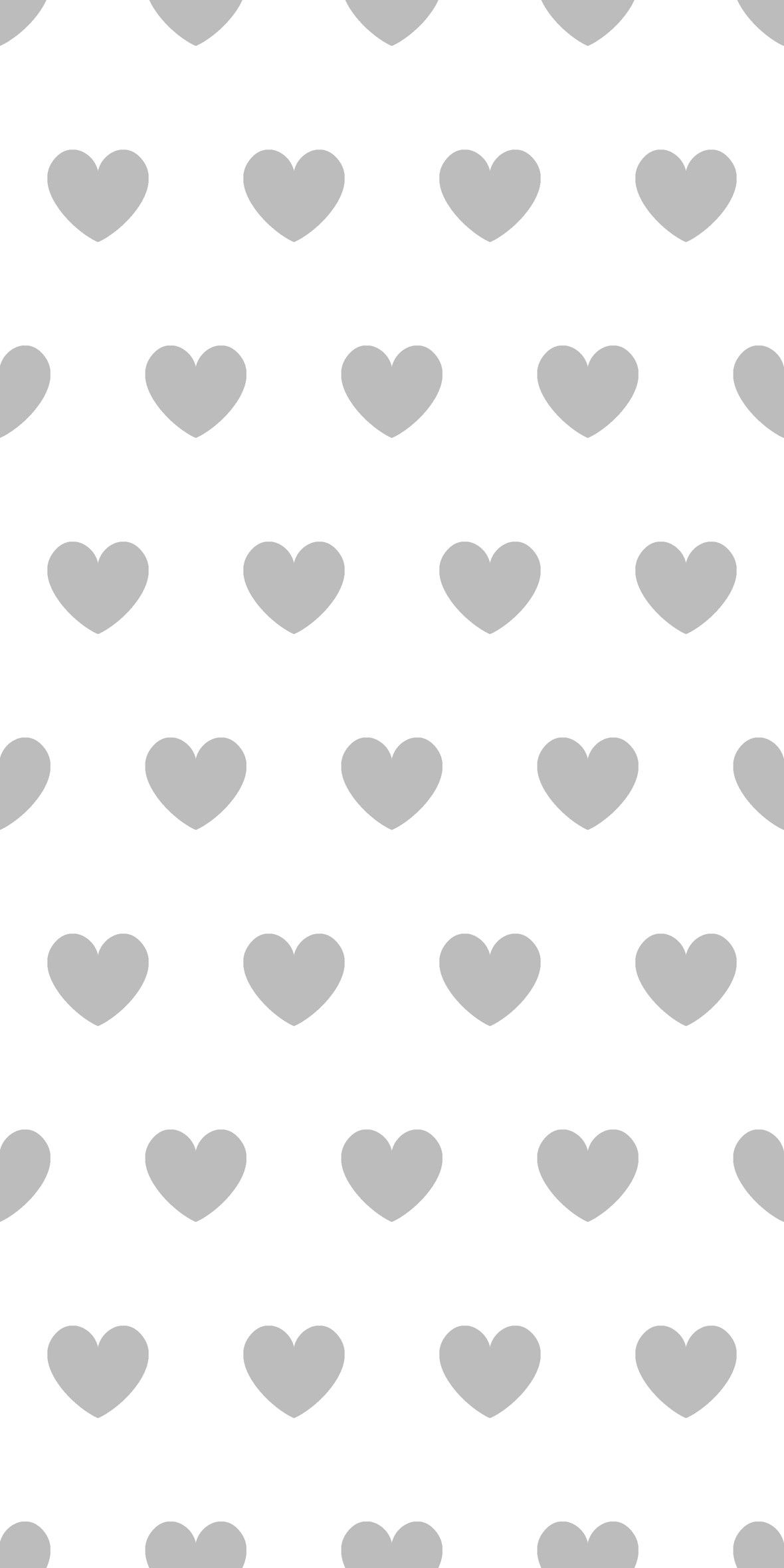 White Heart Wallpapers Top Free White Heart Backgrounds Wallpaperaccess