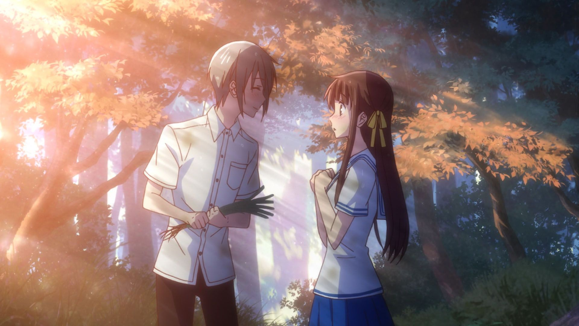 Fruits Basket - Best Fantasy Anime You Need To Watch