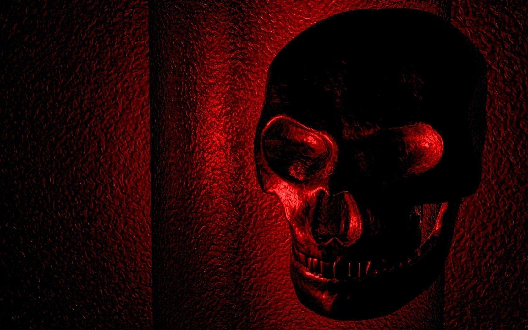 1080x1920 Black Skull WSW2024764