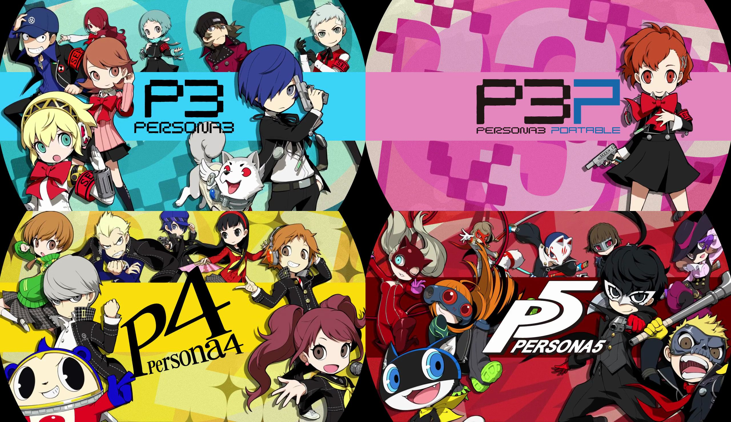 Persona Q2 Wallpapers Top Free Persona Q2 Backgrounds Wallpaperaccess