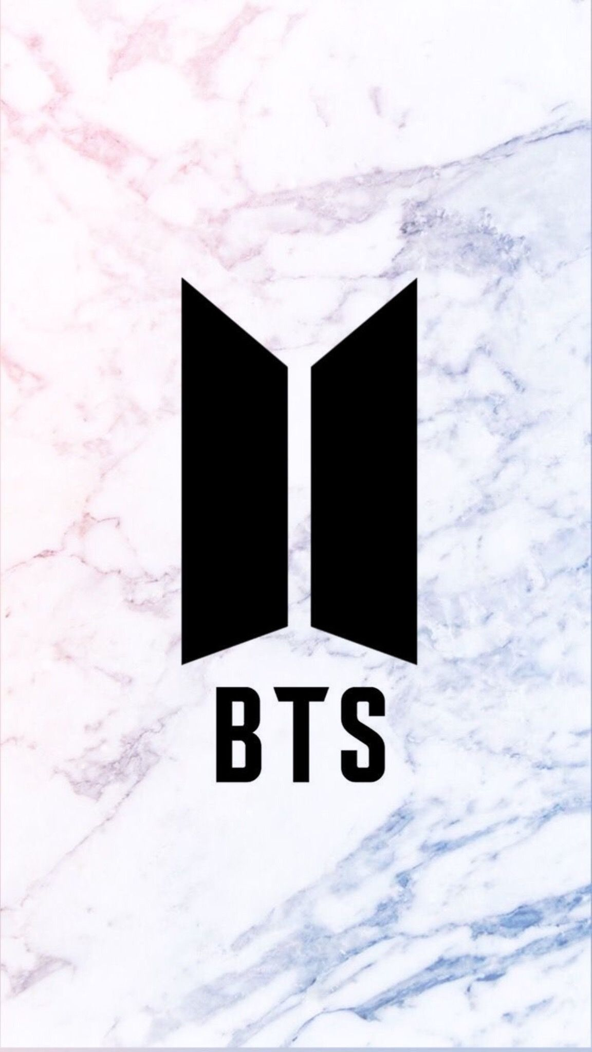 New Bts Logo Wallpapers Top Free New Bts Logo Backgrounds Wallpaperaccess