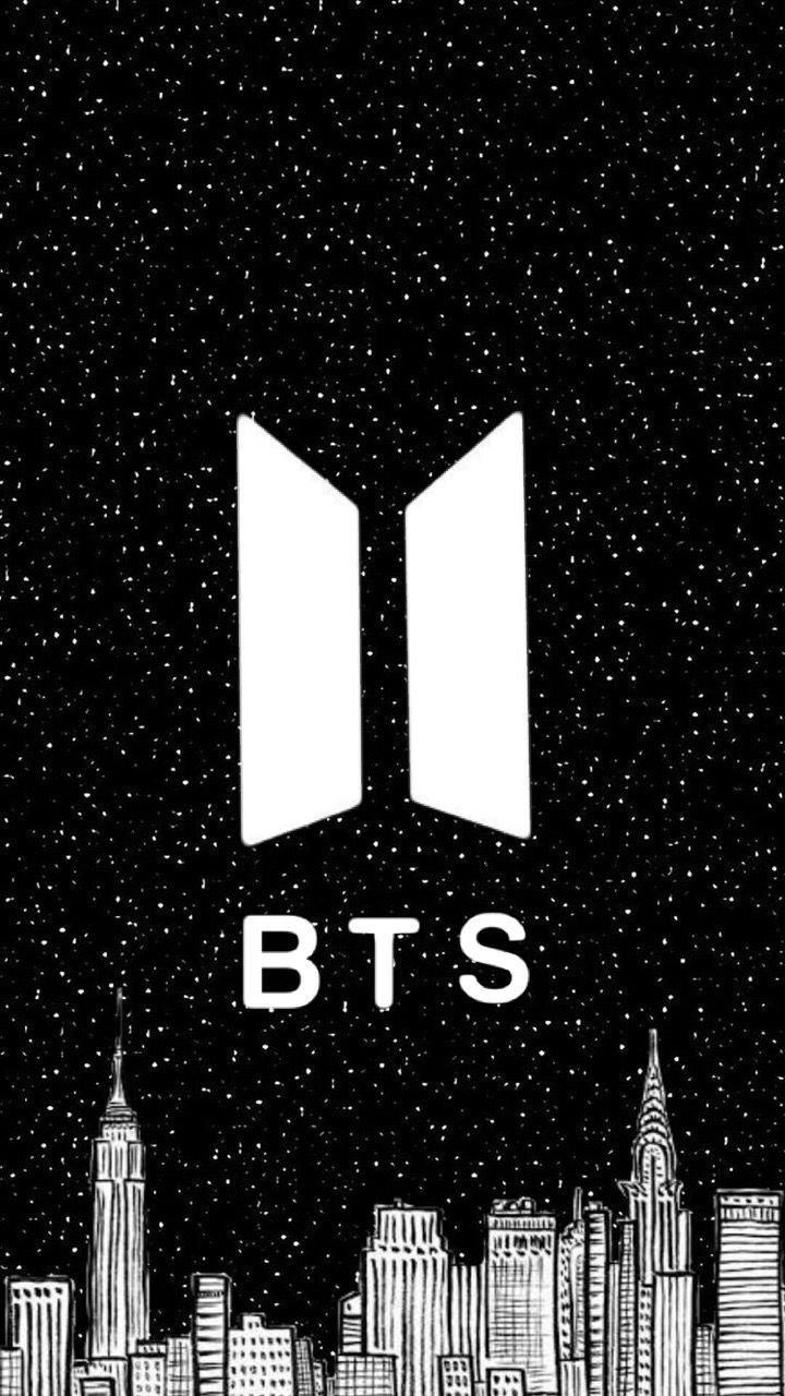 Bts Logo Iphone Wallpapers Top Free Bts Logo Iphone Backgrounds Wallpaperaccess