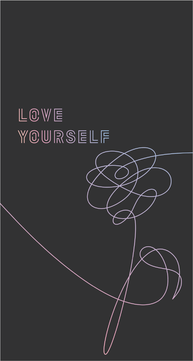 BTS Logo Wallpapers Top Free BTS Logo Backgrounds