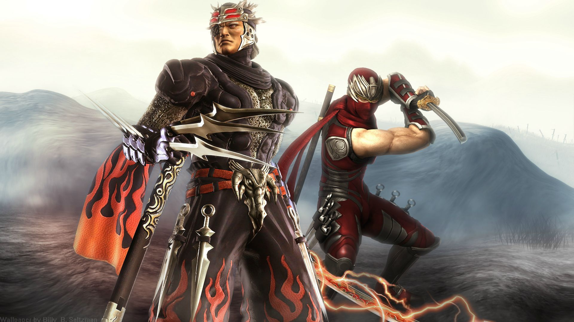 ninja gaiden 3 razors edge wallpaper