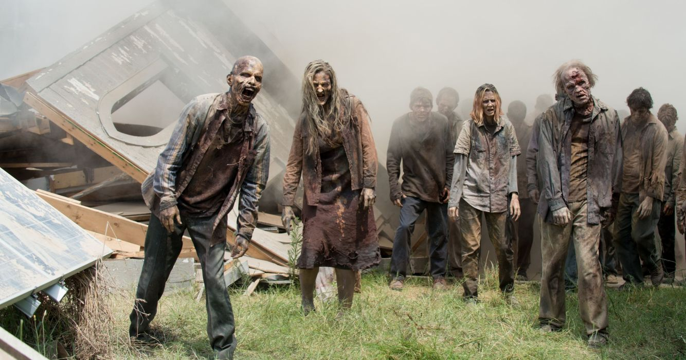 Walking Dead Zombie Wallpapers Top Free Walking Dead Zombie