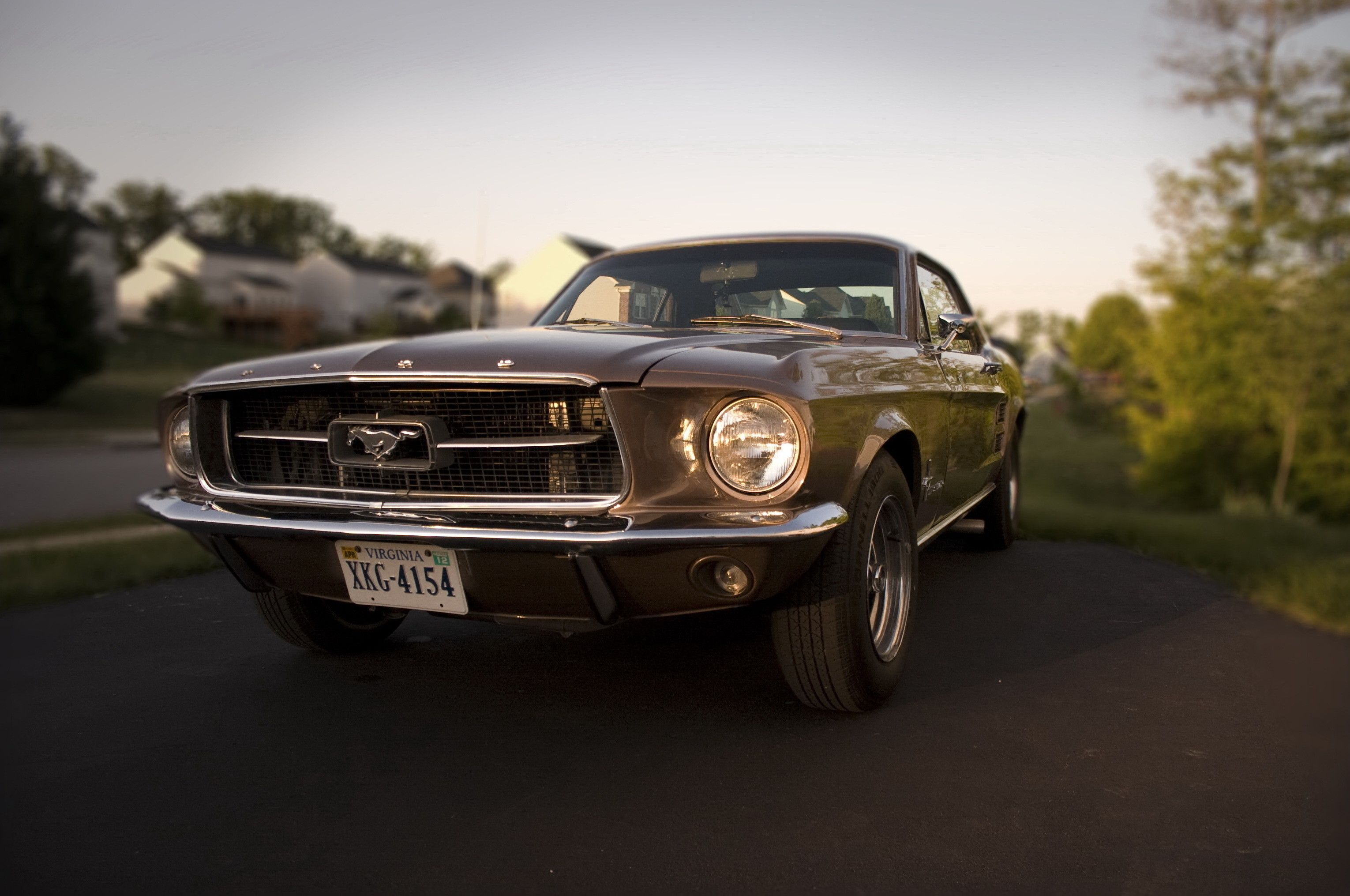1967 Ford Mustang Wallpapers Top Free 1967 Ford Mustang Backgrounds Wallpaperaccess