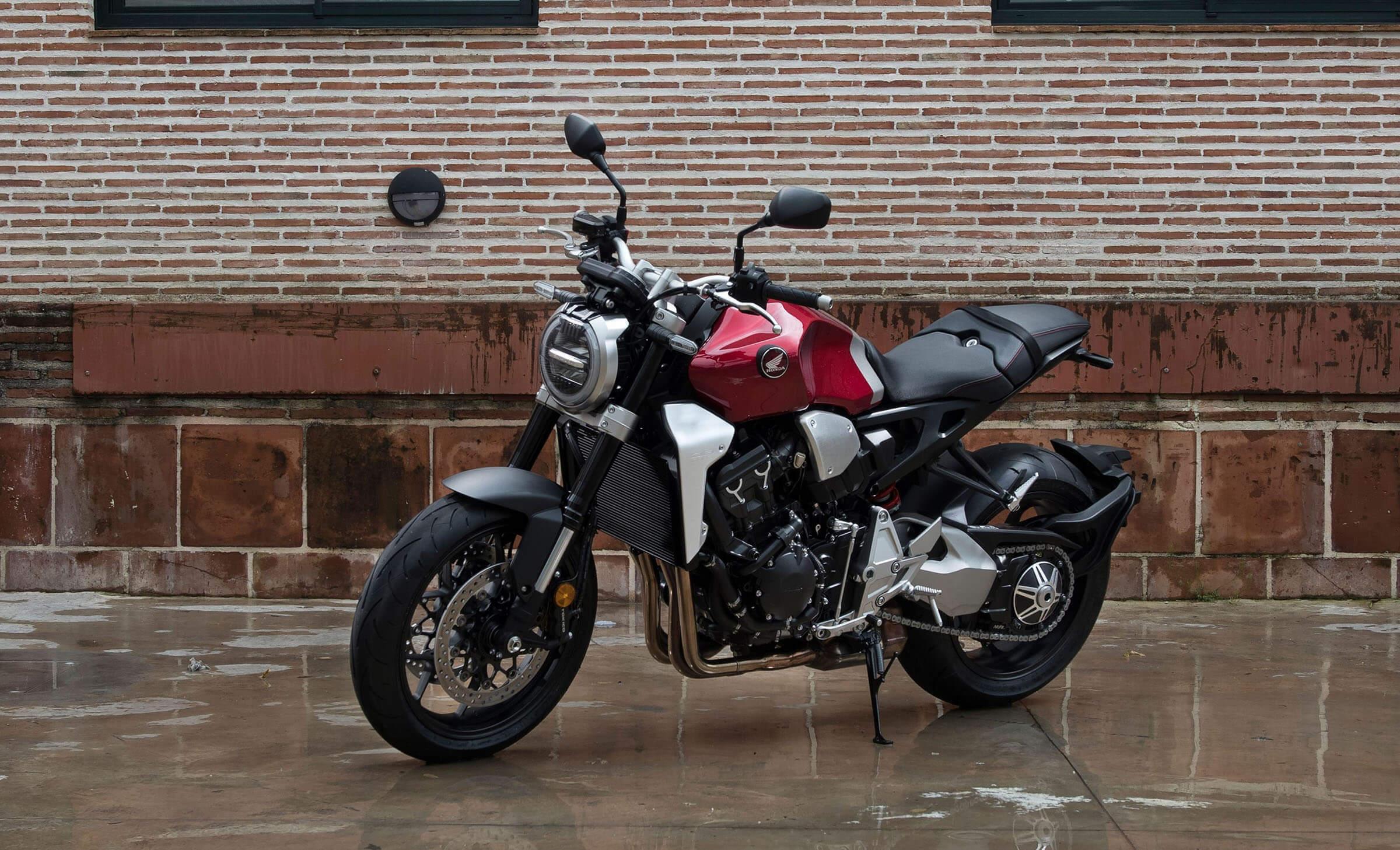 2020 Honda CB1000R receives a facelift and more power   Visordown