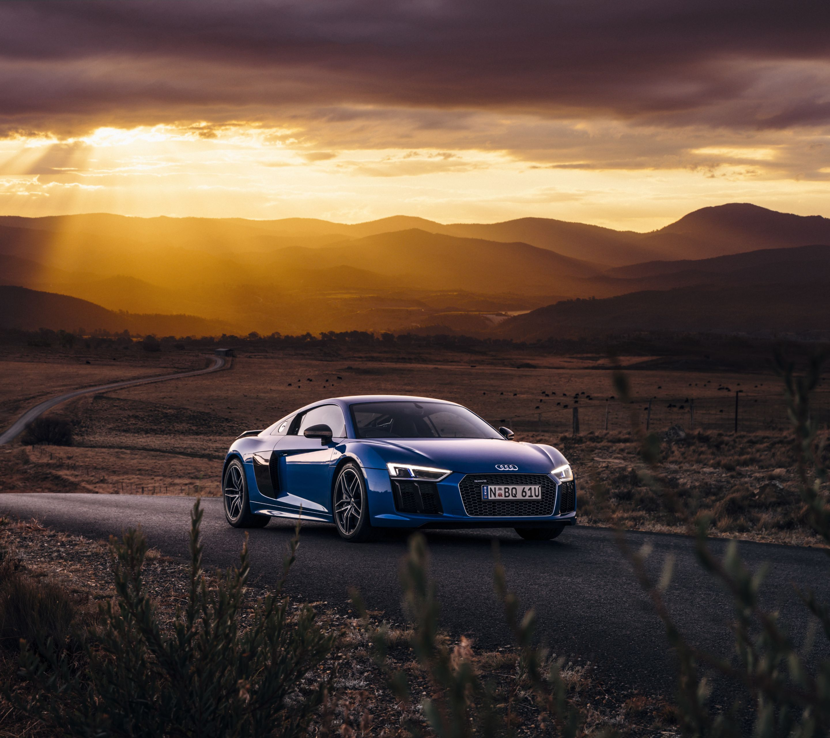 Top Free Audi R8 Backgrounds