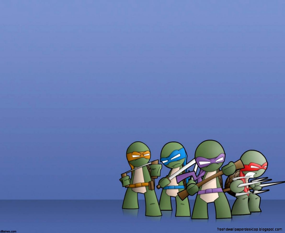 Funny Cartoon Ninja Wallpapers