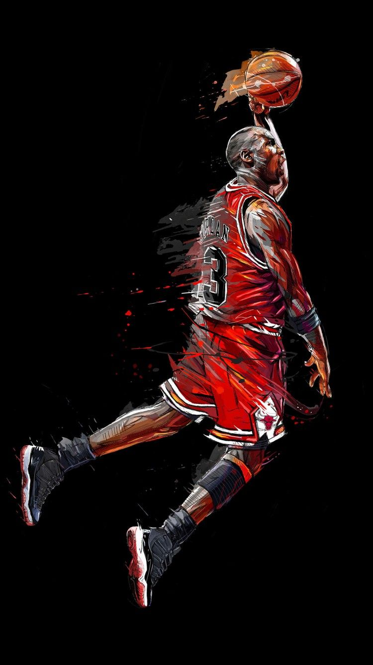 Michael Jordan Iphone Wallpapers Top Free Michael Jordan Iphone Backgrounds Wallpaperaccess