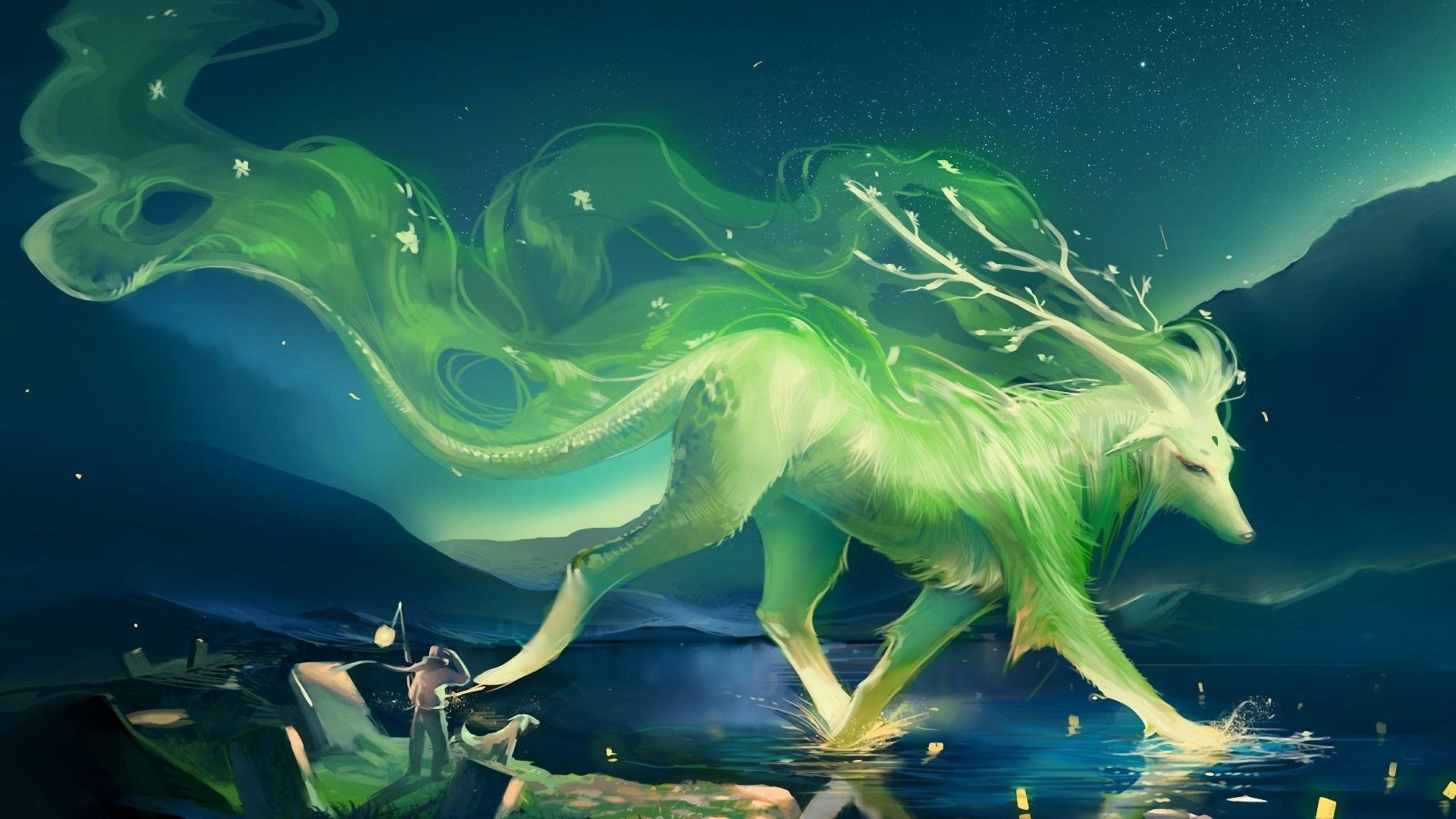 Elemental Animal Wallpapers - Top Free Elemental Animal Backgrounds