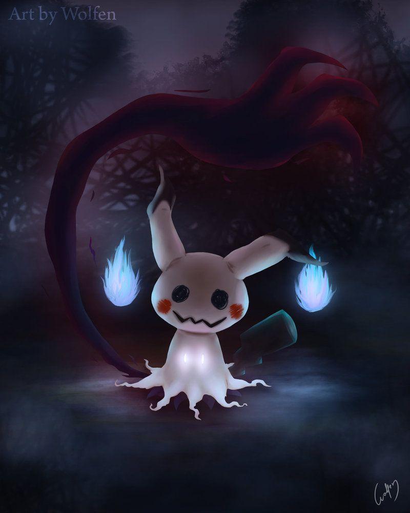 Deviantart Wallpaper: 40 Best Free Mimikyu Pokemon Wallpapers