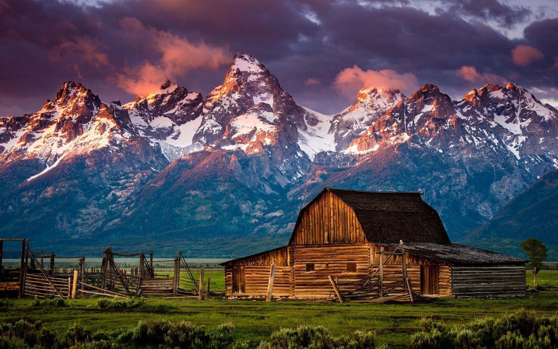 Mountain Cabin Wallpapers Top Free Mountain Cabin Backgrounds Wallpaperaccess