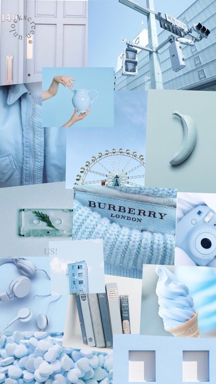 Featured image of post Aesthetic Background Collage Blue A collection of the top 26 blue aesthetic collage wallpapers and backgrounds available for download for free