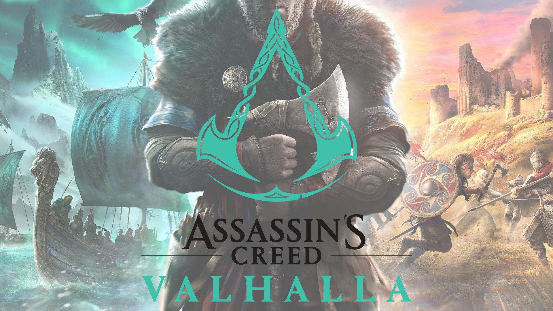 Assassin S Creed Valhalla Wallpapers Top Free Assassin S Creed Valhalla Backgrounds Wallpaperaccess
